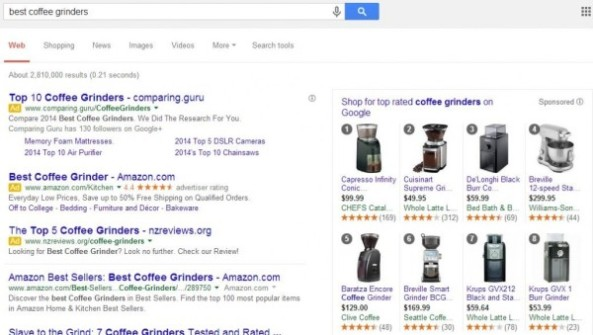 Google Ranking Products By Reviews And Ratings